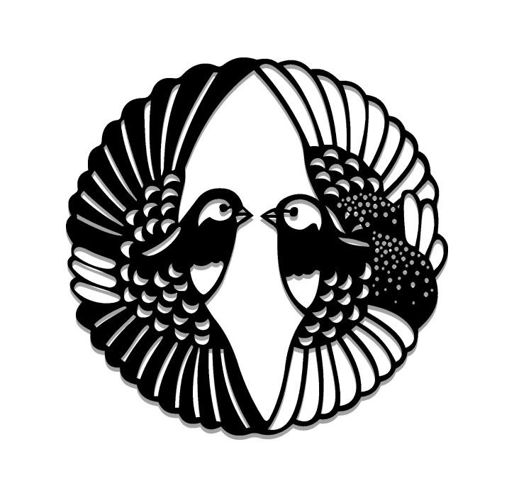 תמונת מתכת מעוף יונק הדבש